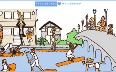 Paddleboard Maidenhead