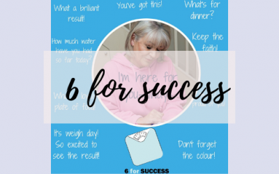 6 for Success Weight Loss