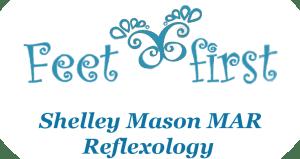 Feet First logo mobile reflexology services maidenhead