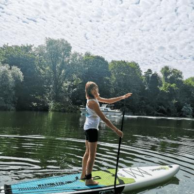 Paddleboard Maidenhead Tara Crist