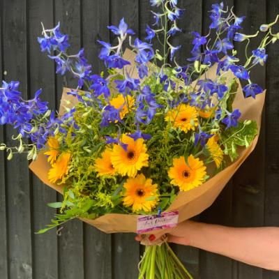 Bespoke Floristry bouquet