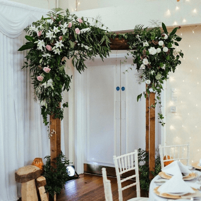 Bespoke Floristry wedding flowers