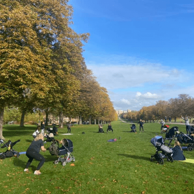 Buggy Fit Exercise class in Windsor