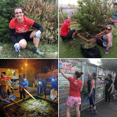 Join the GoodGym Volunteers Windsor & Maidenhead