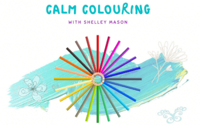 FeetdbFirst  – Free Calm Colouring Session