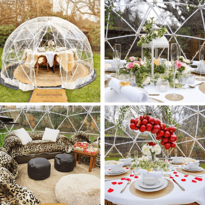 The Igloo Inn, Party Domes and Pods for Hire, Berkshire