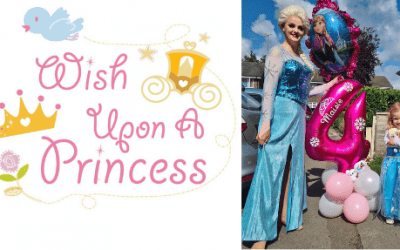 Wish Upon a Princess – Princess Parties