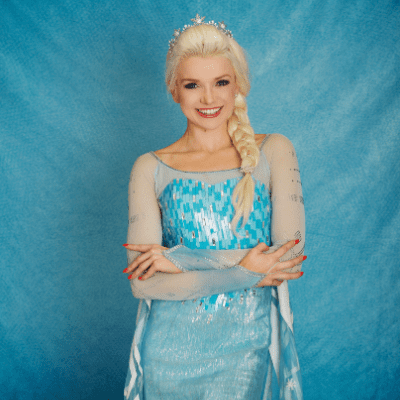 Snow Princess Parties, Lydia Welsh