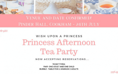 Summertime Afternoon Tea Party