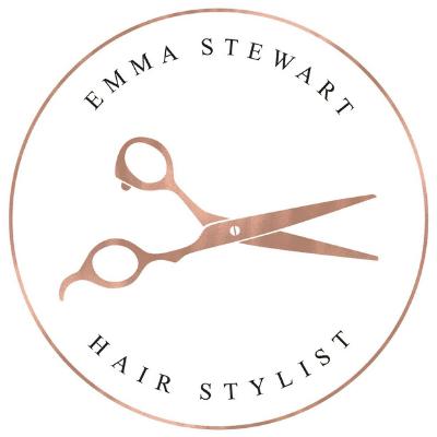 Emma Stewart Hair Stylist Logo
