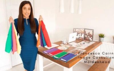 Francesca Cairns Image Consultant Maidenhead