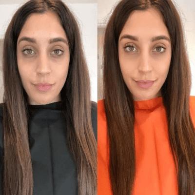 Francesca Cairns, Transformation Package