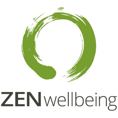 Zen Wellbeing, massage and beauty at David Lloyd, Logo