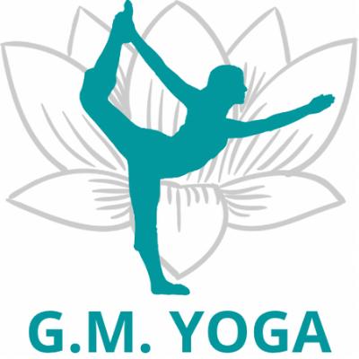 G.M YOGA logo