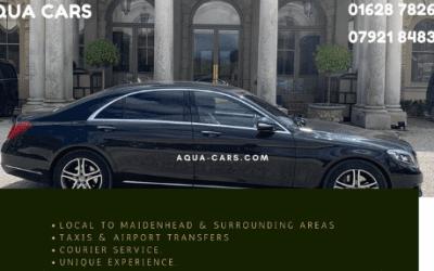 Aqua Cars Maidenhead Taxis