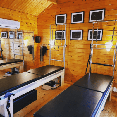 Coz Pilates Studio in Hurley, Reformer