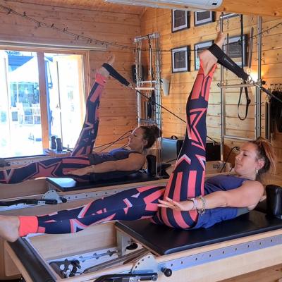 Corinne Hutchinson Reformer pilates