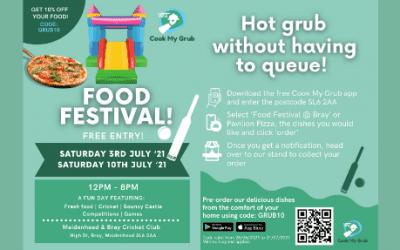 Cook My Grub Food Festival