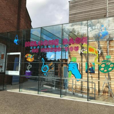 Norden Farm Centre of the Arts