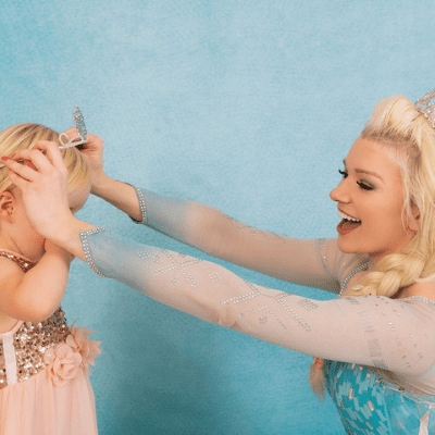 Snow Princess Parties, Maidenhead Berks