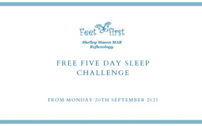 FREE Five Day Sleep Challenge