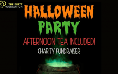 The Brett Foundation Halloween Party