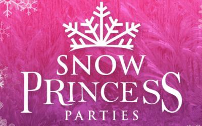 Book Your Snow Princess Christmas Home Visit